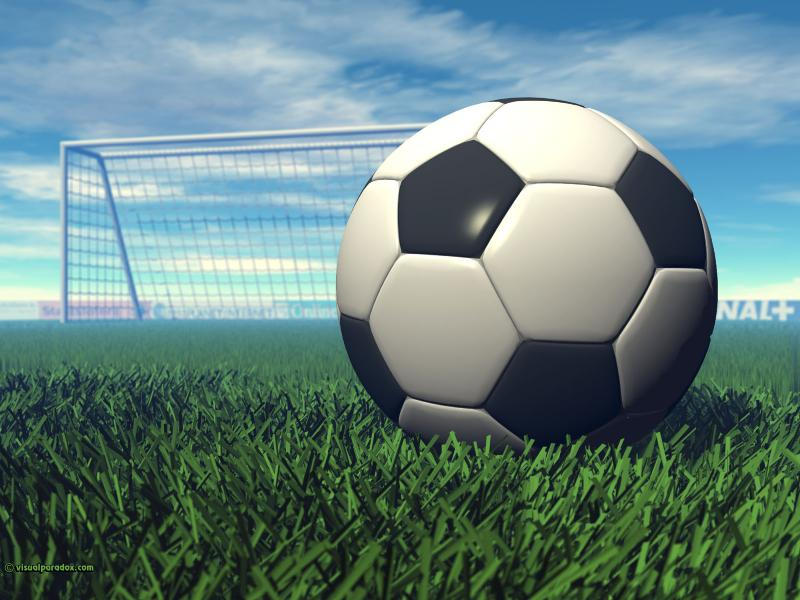 Soccer Players 3D Backgrounds