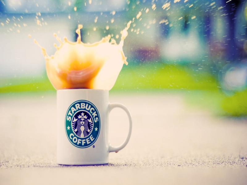 starbucks backgrounds for powerpoint templates ppt backgrounds
