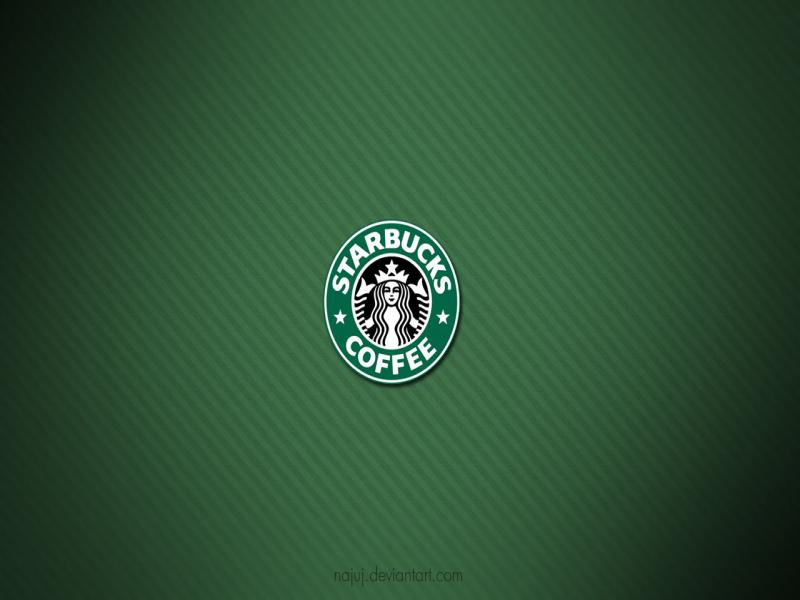 Starbucks Wallpaper Backgrounds for Powerpoint Templates - PPT Backgrounds