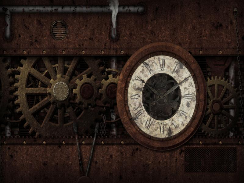 Steampunk 1680x1050 Steampunk image Backgrounds