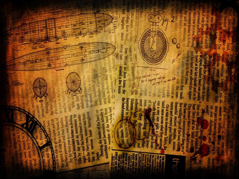 Steampunk Download Backgrounds