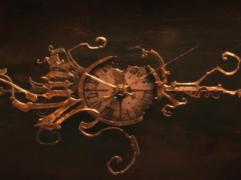 Steampunks HD Slides Backgrounds