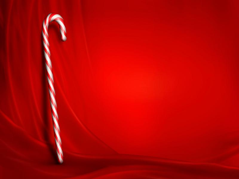 Stick Candy Cane Backgrounds