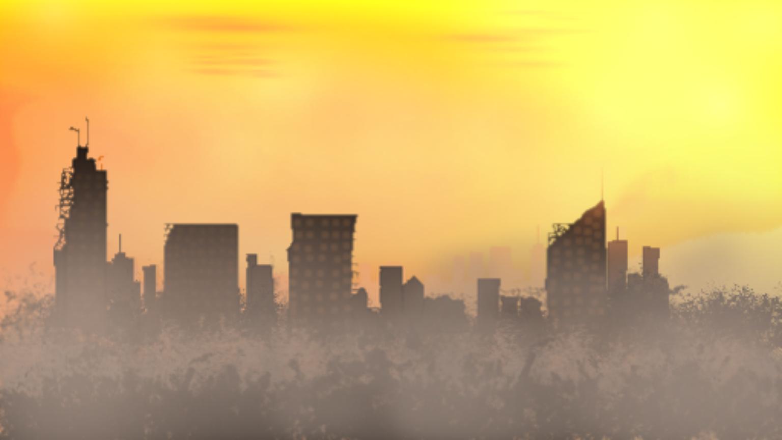 Sun Gun City Backgrounds