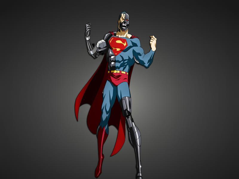 Superhero HD  PixelsTalk Net Presentation Backgrounds