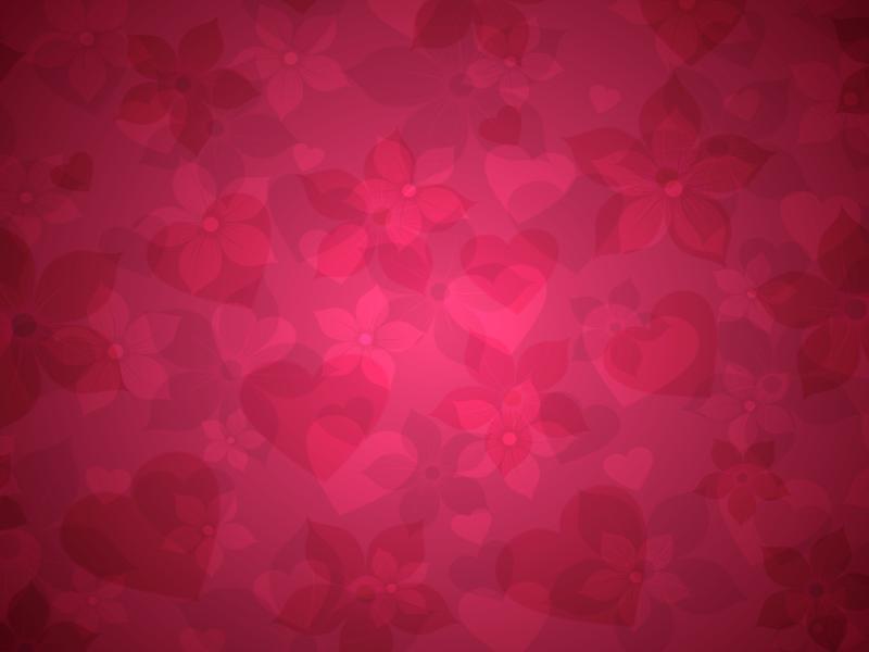 Texture Pink Heart Hearts Flowers Jpg Backgrounds