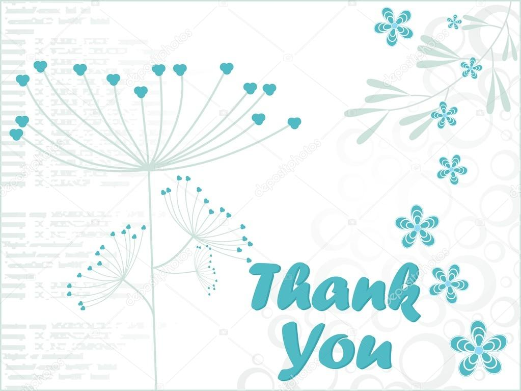 Thank You Design Backgrounds
