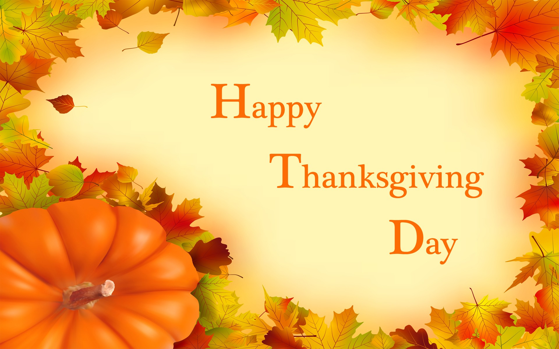 Thanksgiving Day Clip Art Backgrounds