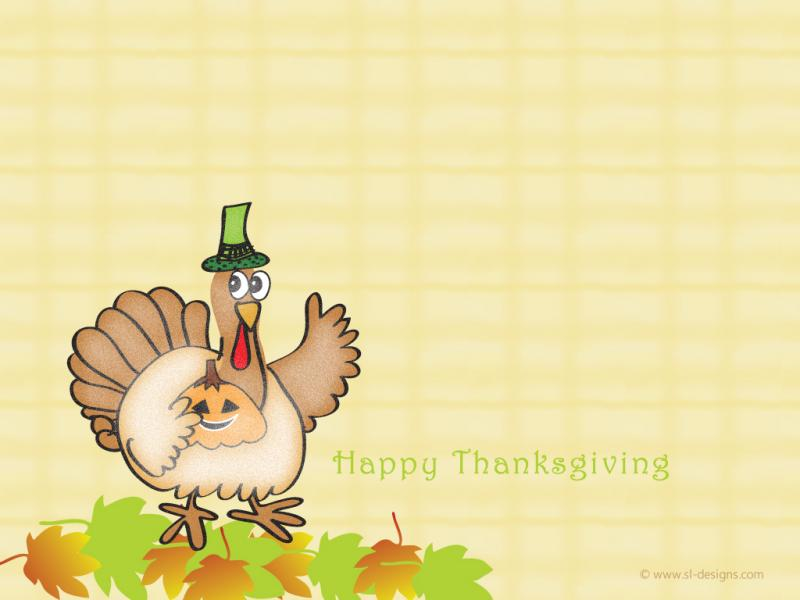 Thanksgiving Template Backgrounds For Powerpoint Templates