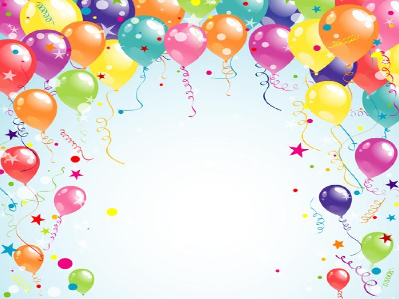 the balloon ribbon happy birthday 03 will as clipart