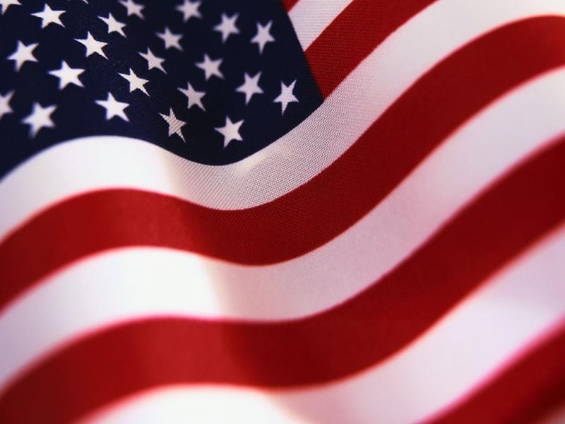 Transparent American Flag Design Backgrounds for Powerpoint ...