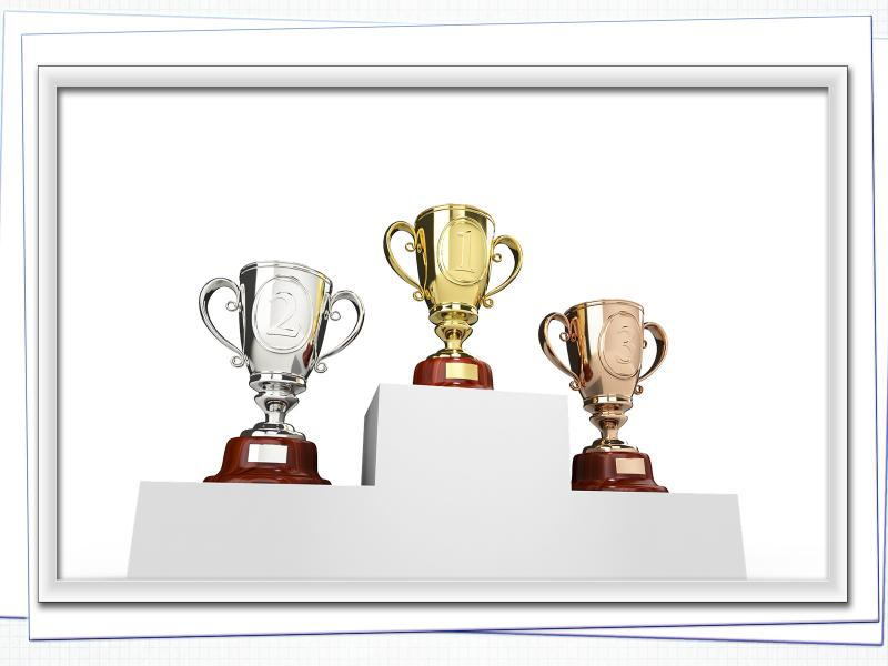 Trophy Podium Backgrounds
