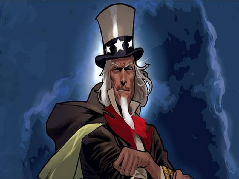 Uncle Sam Backgrounds