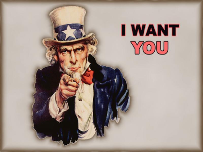 Uncle Sam image Backgrounds