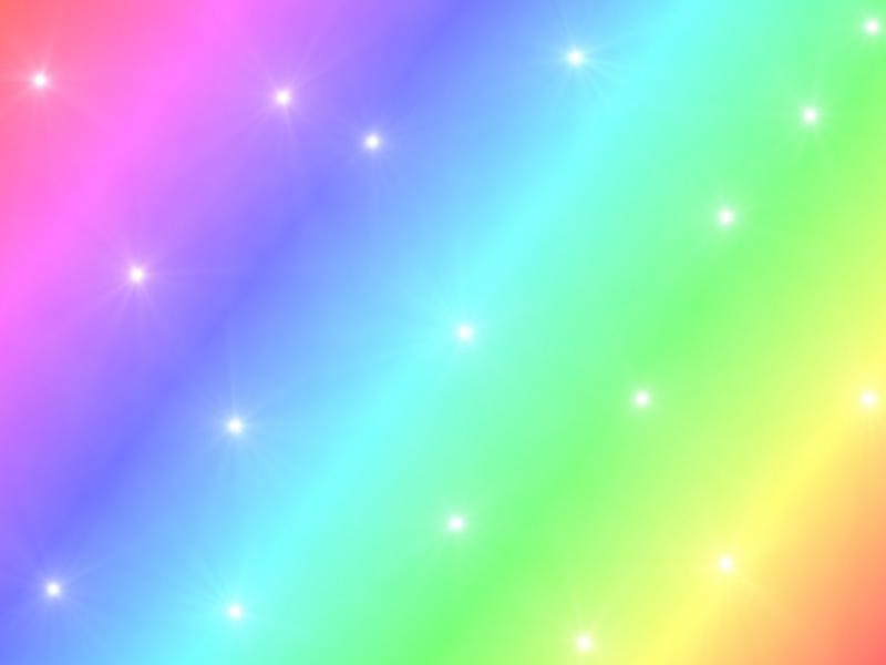 Unicorn and Rainbow Art Backgrounds