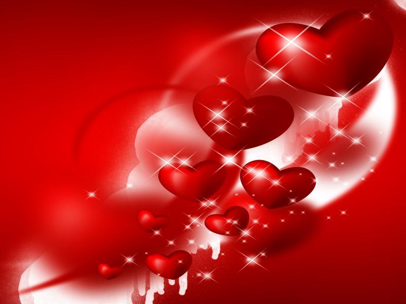 Valentine Heart Backgrounds