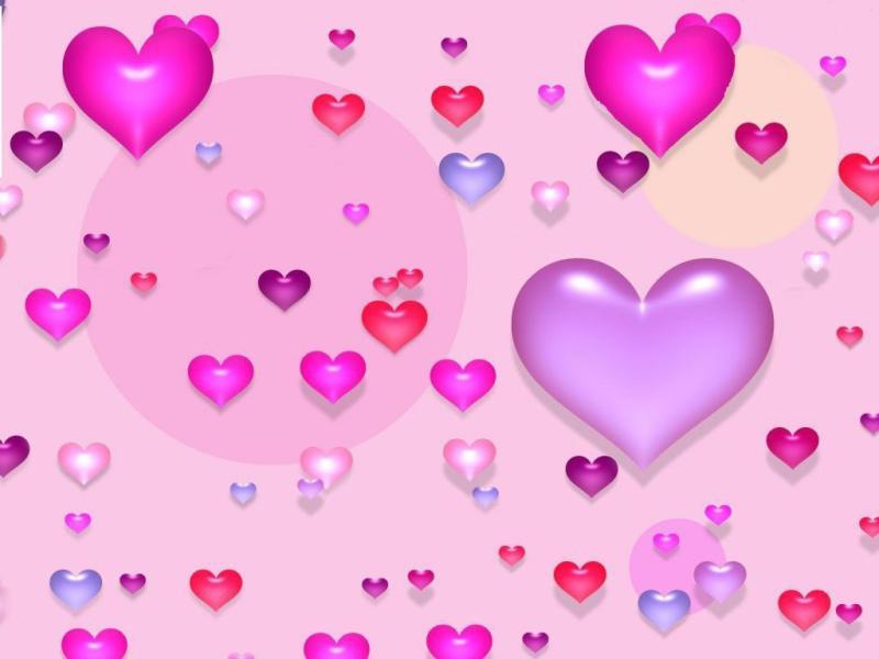 Valentine Love Heart Hd Frame Backgrounds