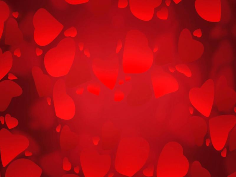 Valentine Video Backgrounds