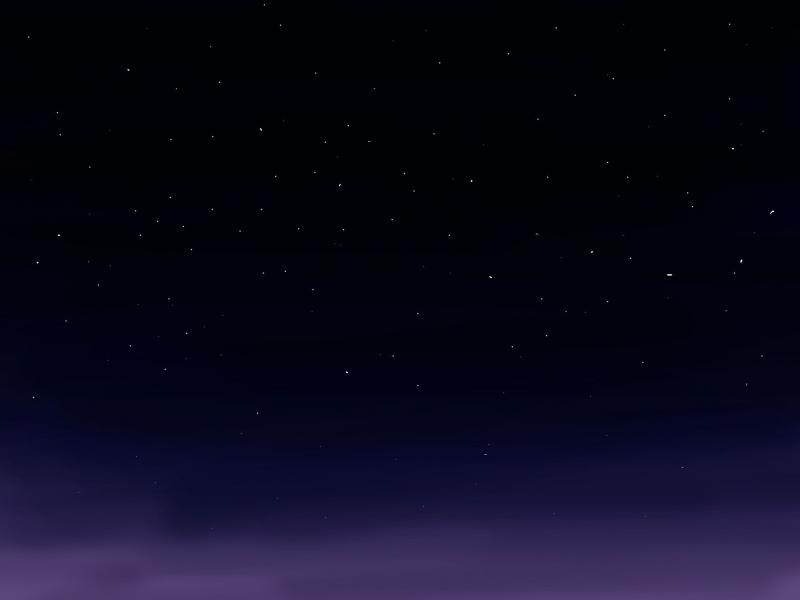 Wallpapers For > Starry Night Sky Template Backgrounds