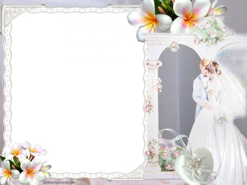 Wedding Wedding Wedding Backgrounds For Powerpoint Templates Ppt
