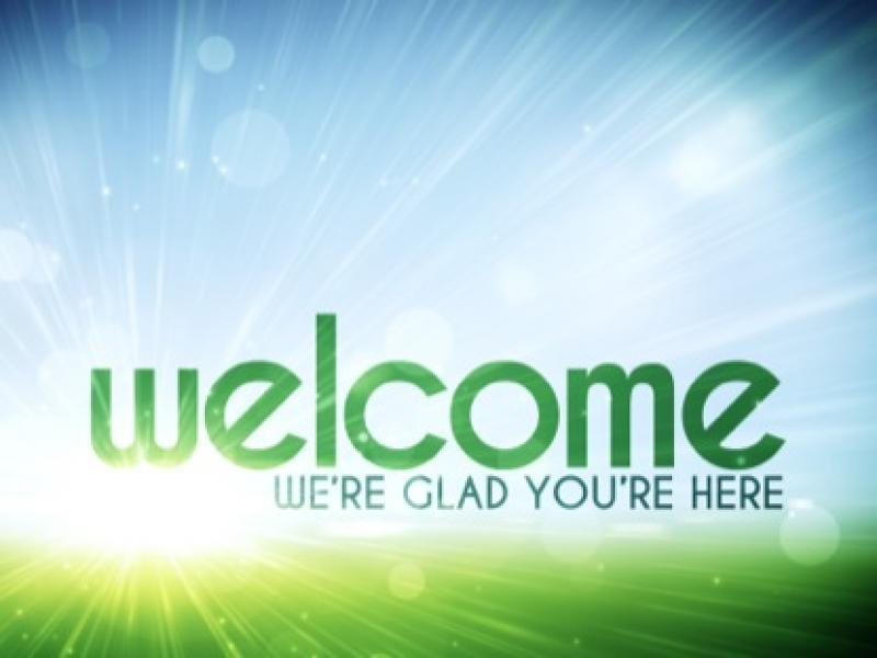 Welcome Slides PPT Backgrounds