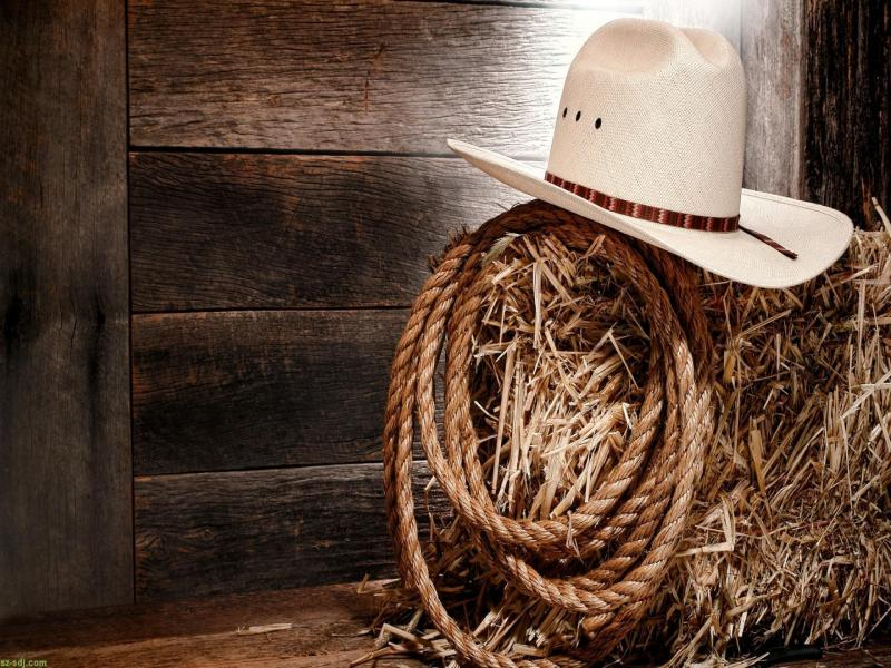 Western Free Cowboy Image Backgrounds For Powerpoint