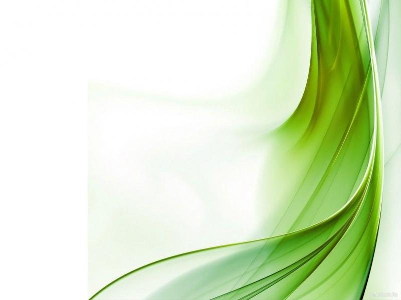 White Abstract Green Clip Art Backgrounds