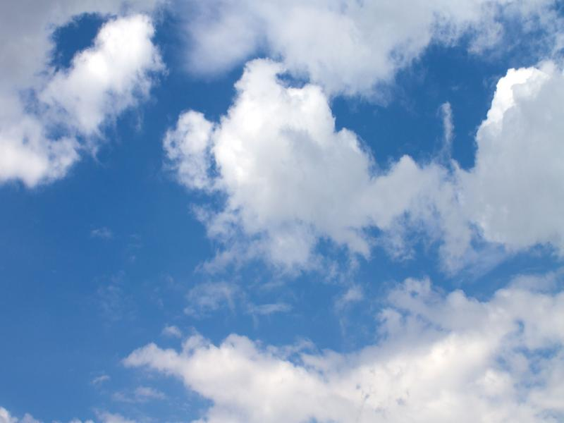 White Clouds Download Backgrounds