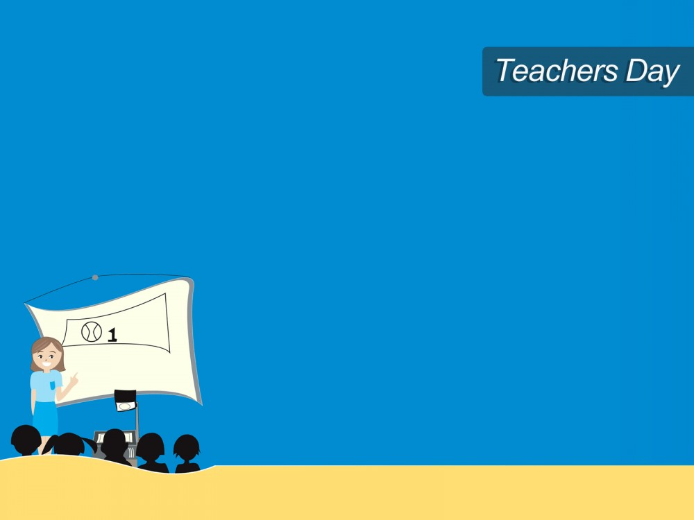 World Teachers Day Ppt Image Backgrounds For Powerpoint Templates Ppt Backgrounds