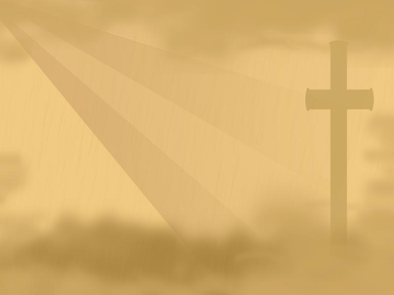 Worship Powerpoint And Free Worship Powerpoint Cross Image