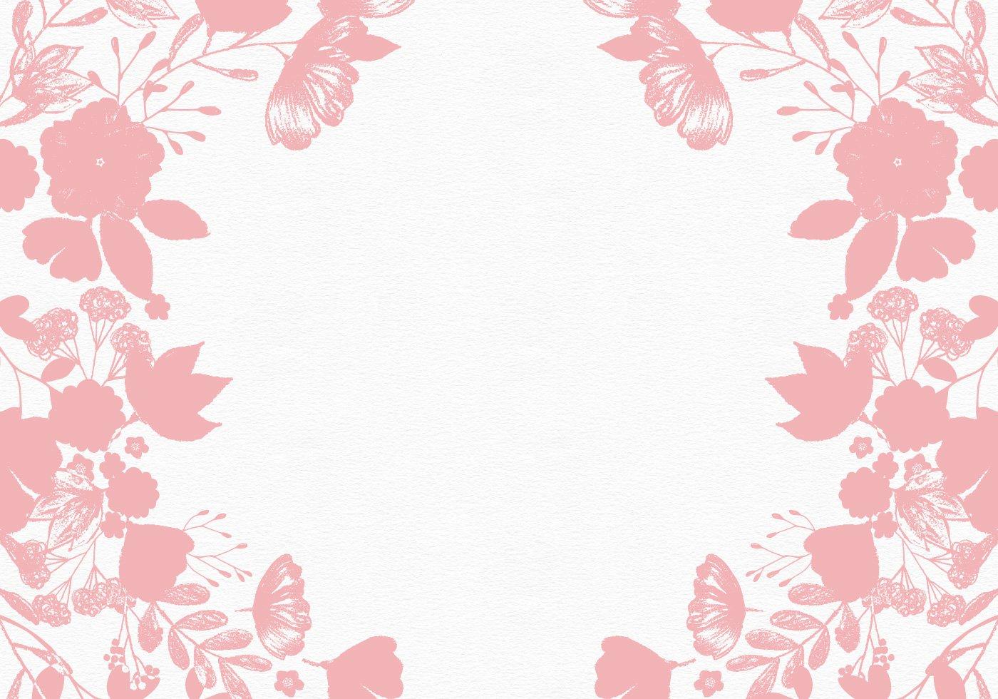 Background Vector Floral Spring Wallpaper Backgrounds For