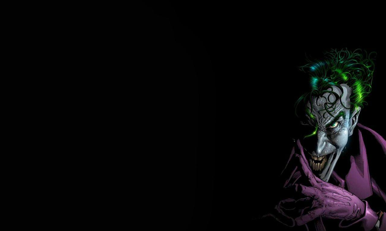 Batman Frame PPT Backgrounds