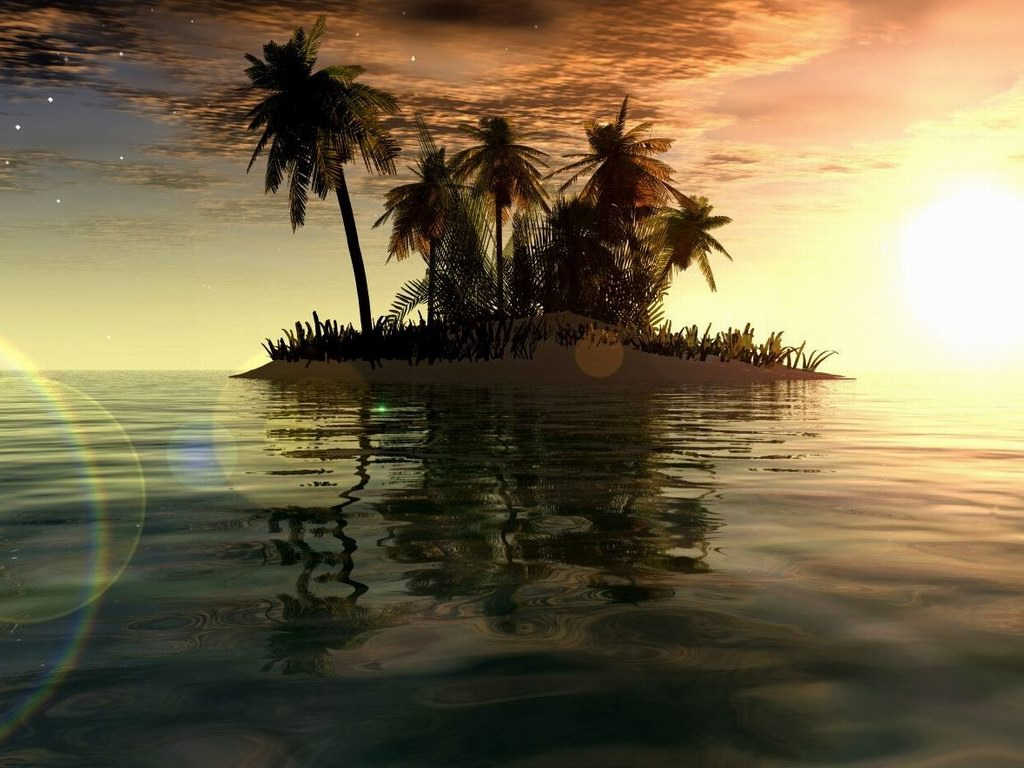 Best Nature Frame PPT Backgrounds