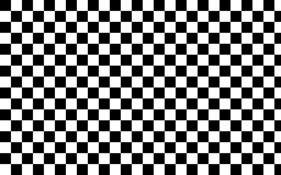 Black and White Checkered PPT Backgrounds