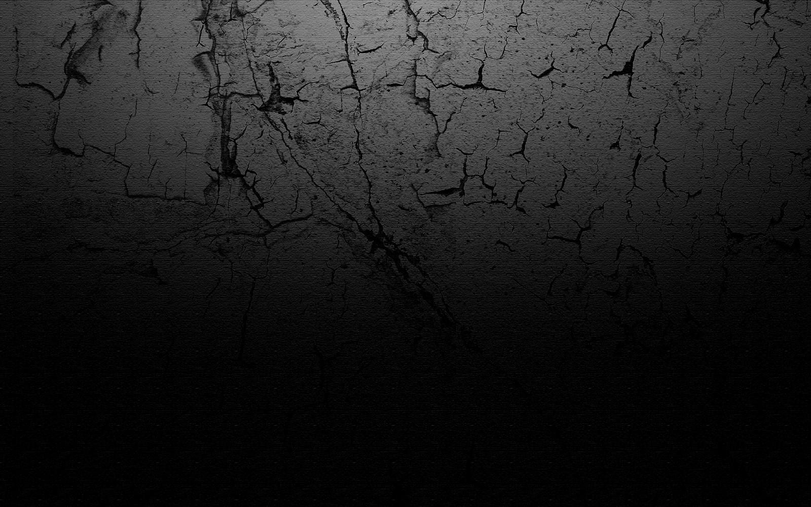 Black Crack Art PPT Backgrounds