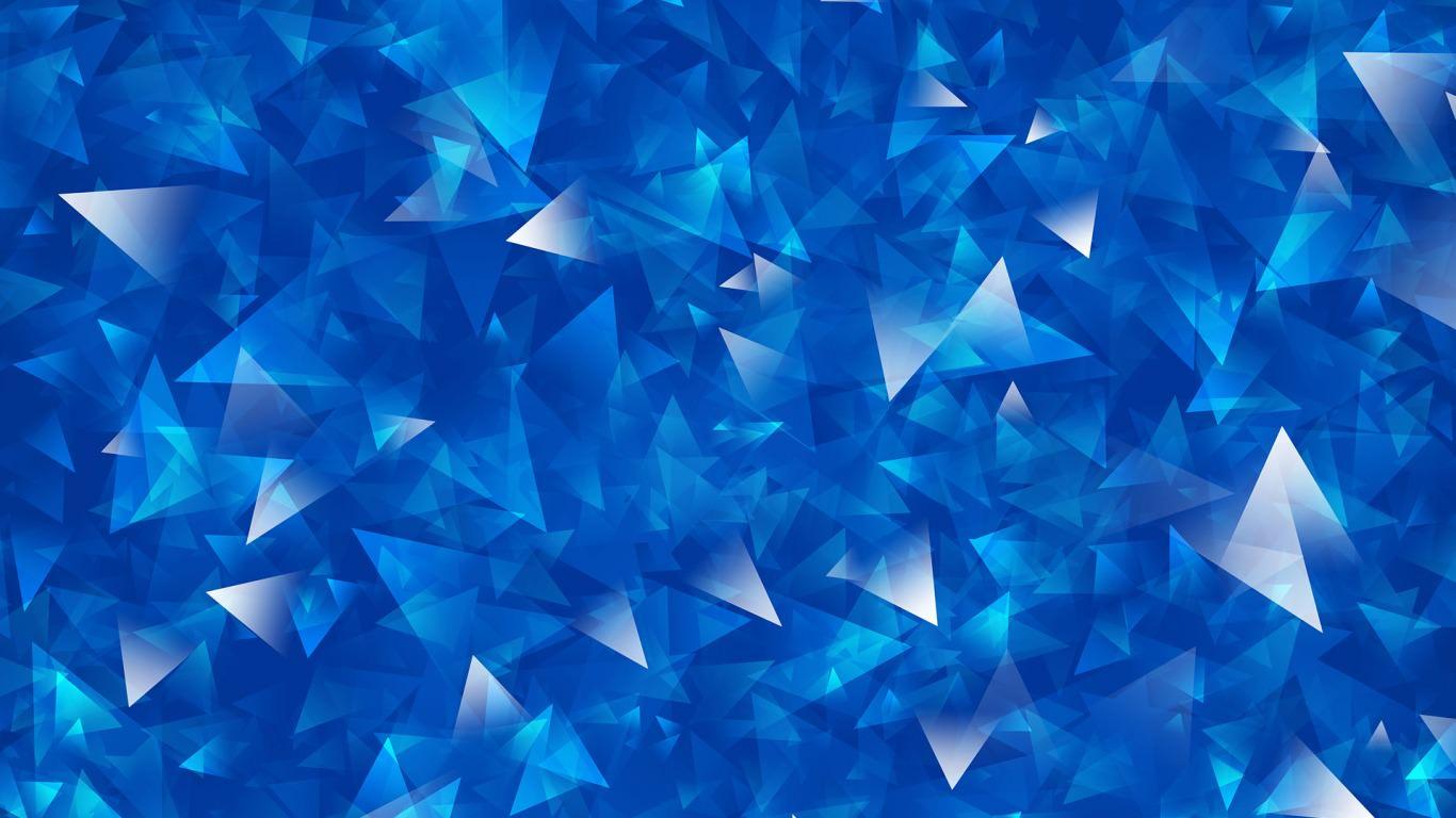 Blue Diamond PPT Backgrounds