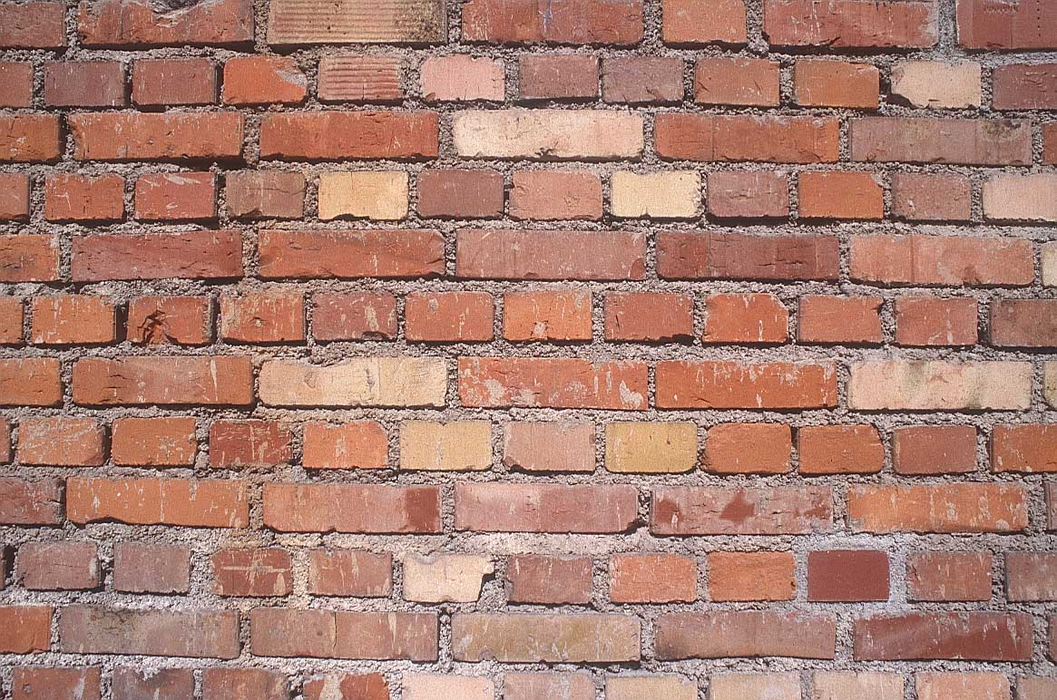Download Free Brick Wall Home Decorating Walpaper Template Ppt