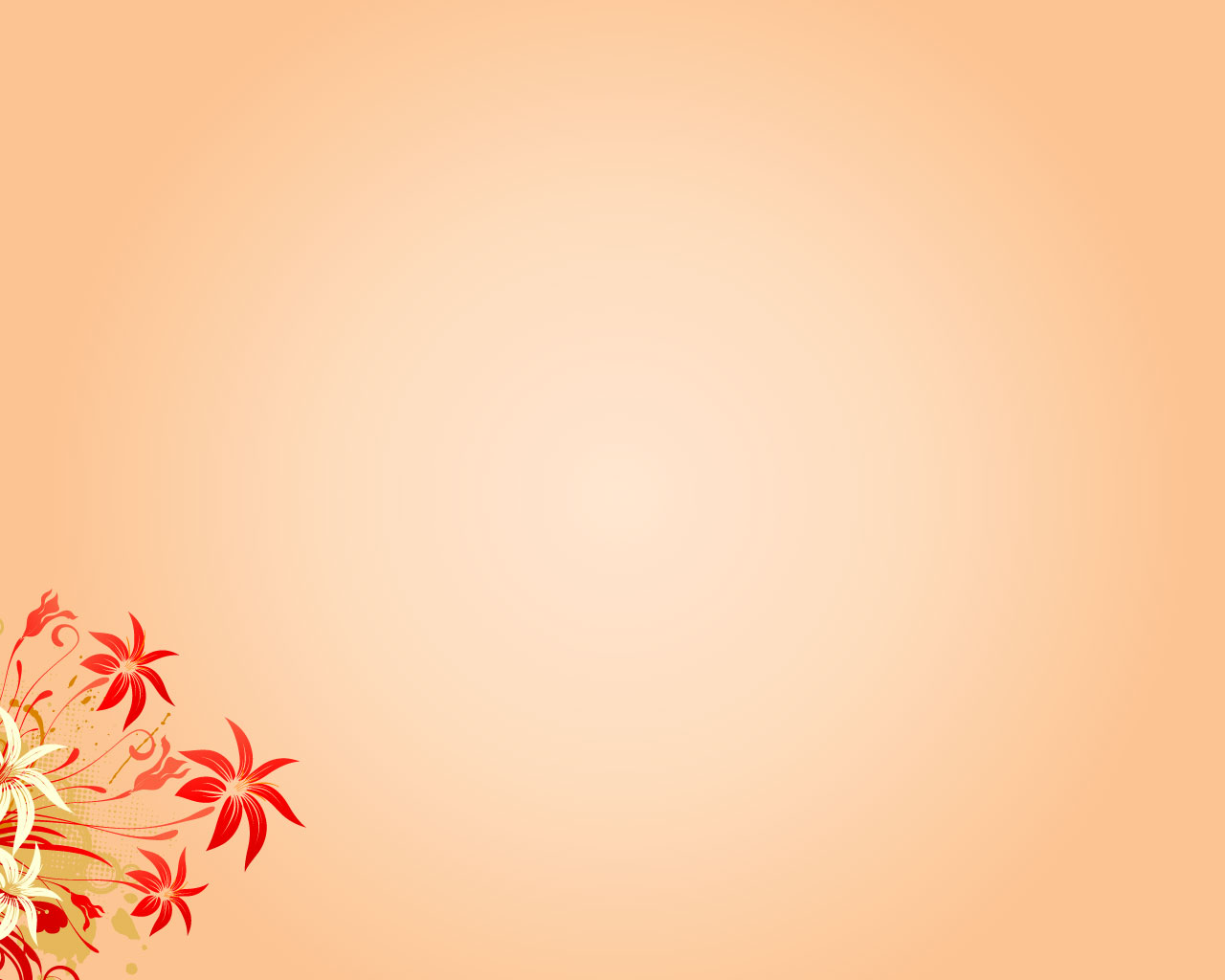 Christian Floral PPT Backgrounds
