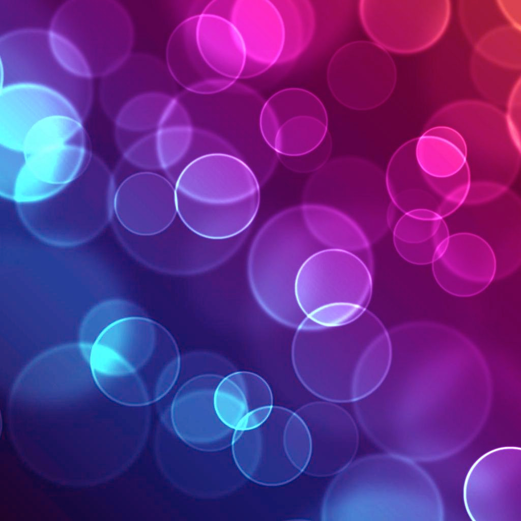 Colorful Bubbles Art PPT Backgrounds