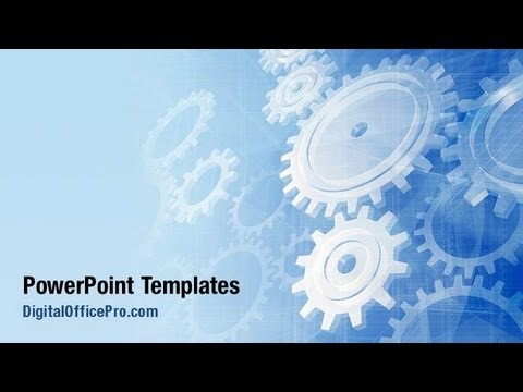 Download free Engineering Mechanical Template Slides - PPT Backgrounds