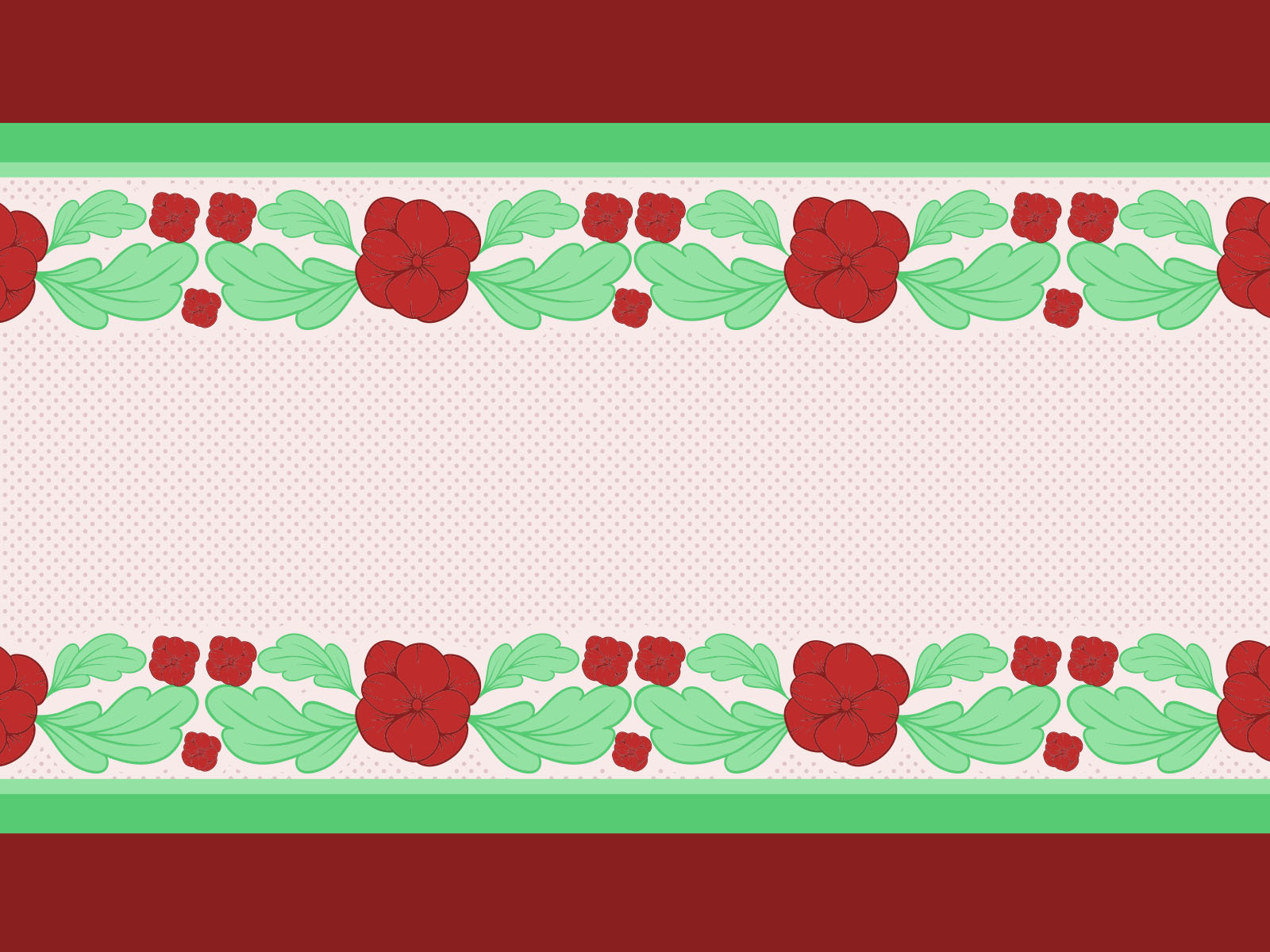 Flower Borders PPT Backgrounds