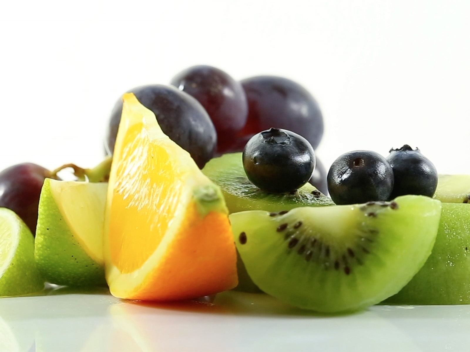 Fruits Concept Loop PPT Backgrounds