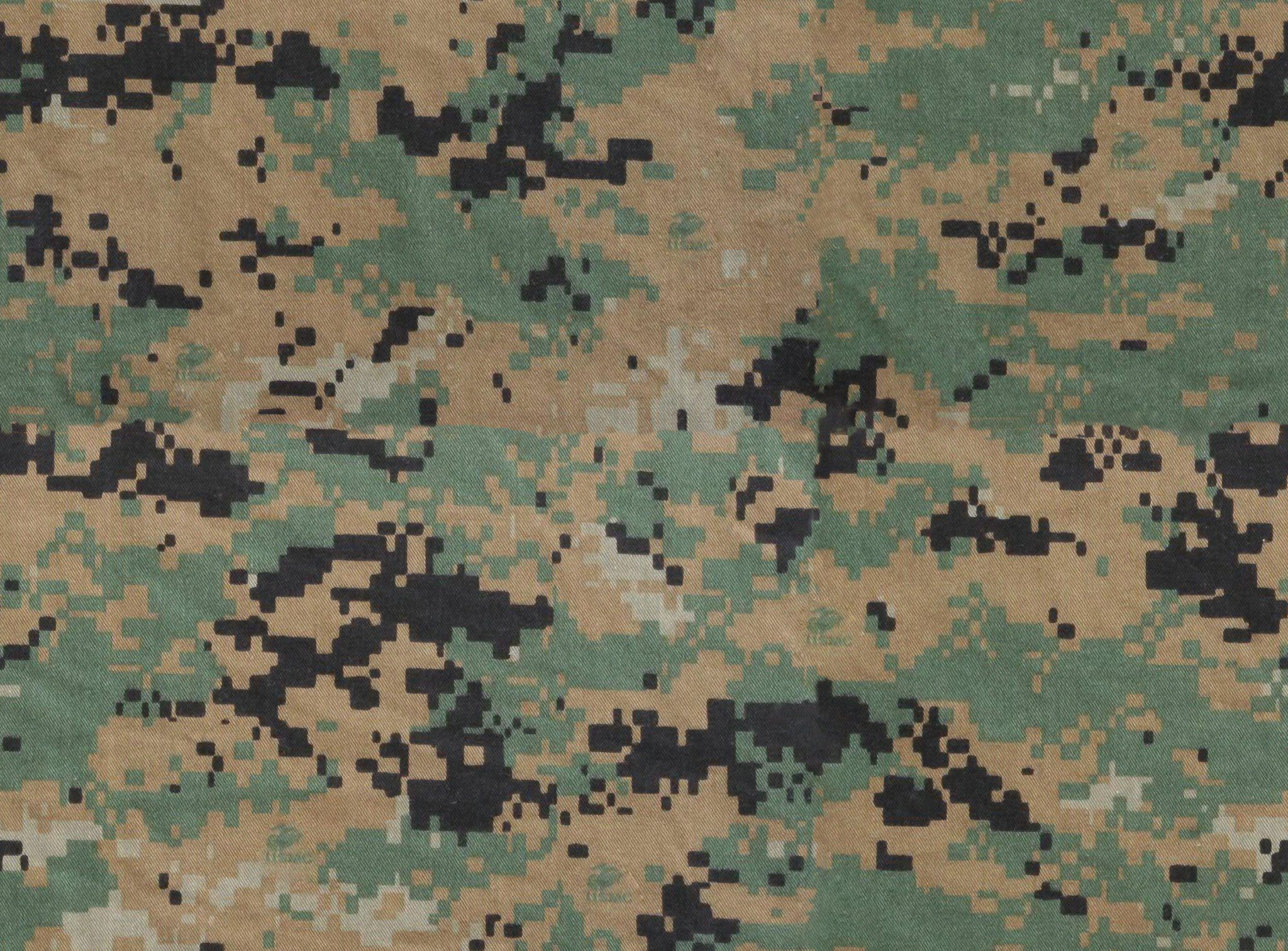 Hd Camo Template PPT Backgrounds
