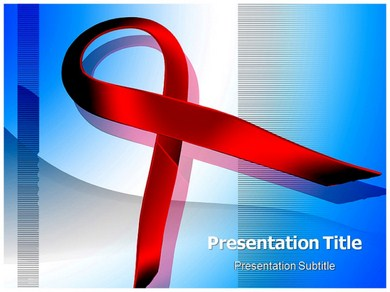 Download Free Hiv Aids Symbol Powerpoint Templates Ppt Slides Image