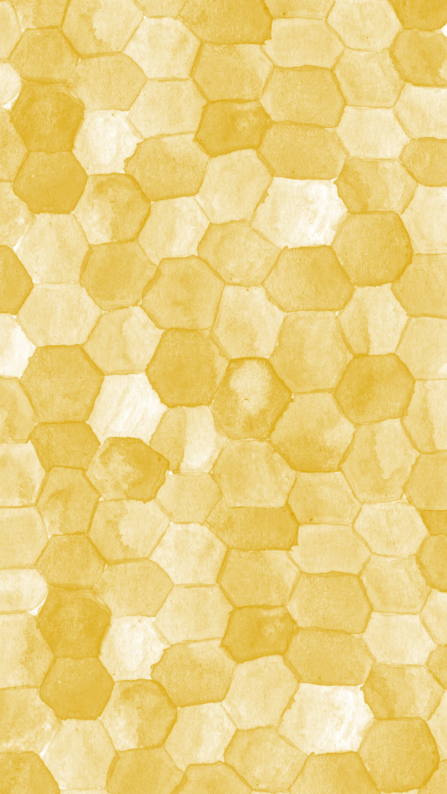 Honeycomb Wall Design PPT Backgrounds