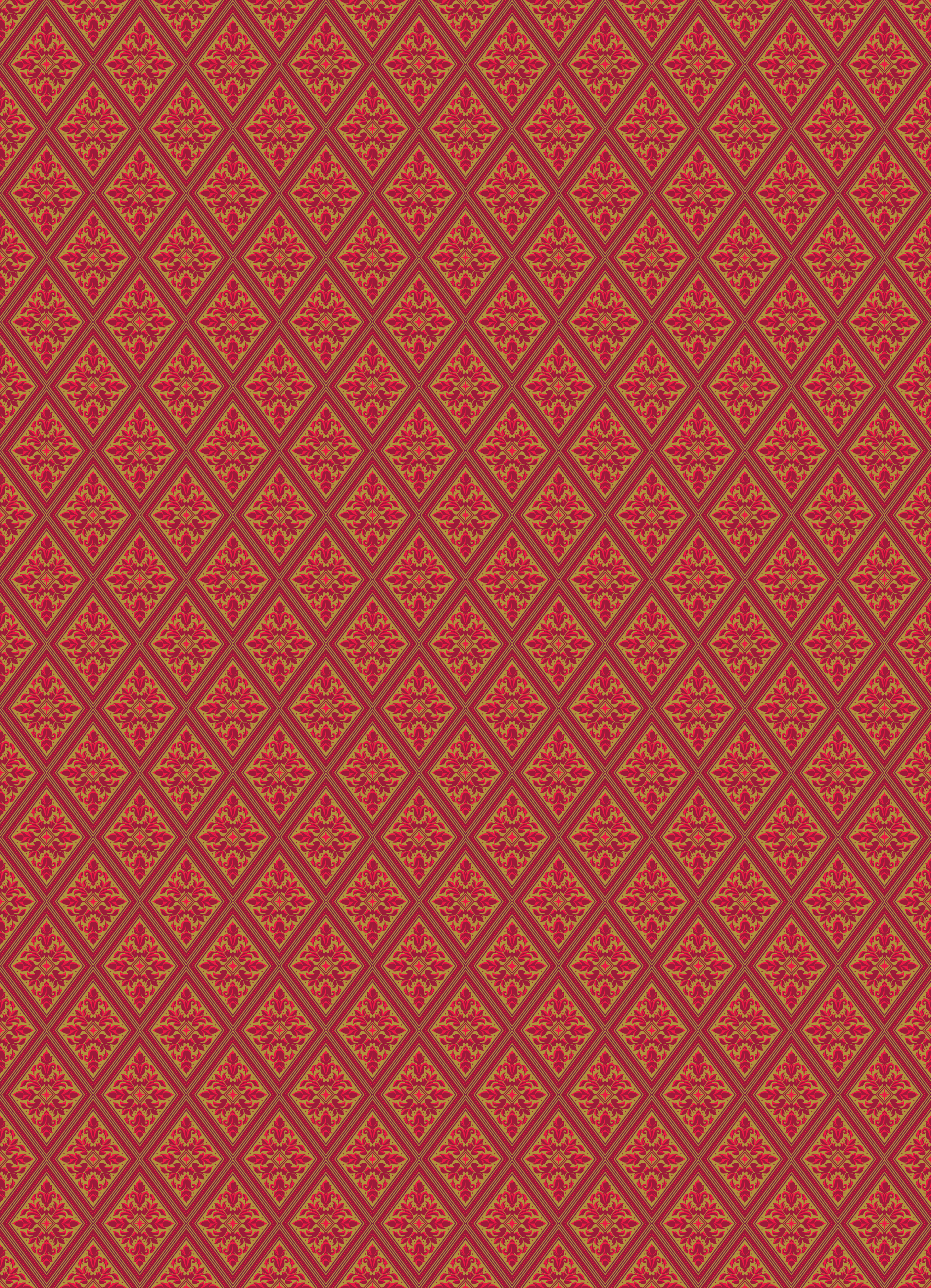Interior Seamless Pattern PPT Backgrounds