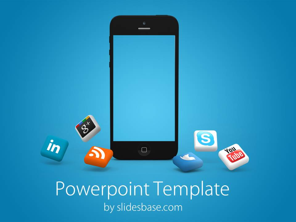 iphone social media template 5 00 template with clip art backgrounds