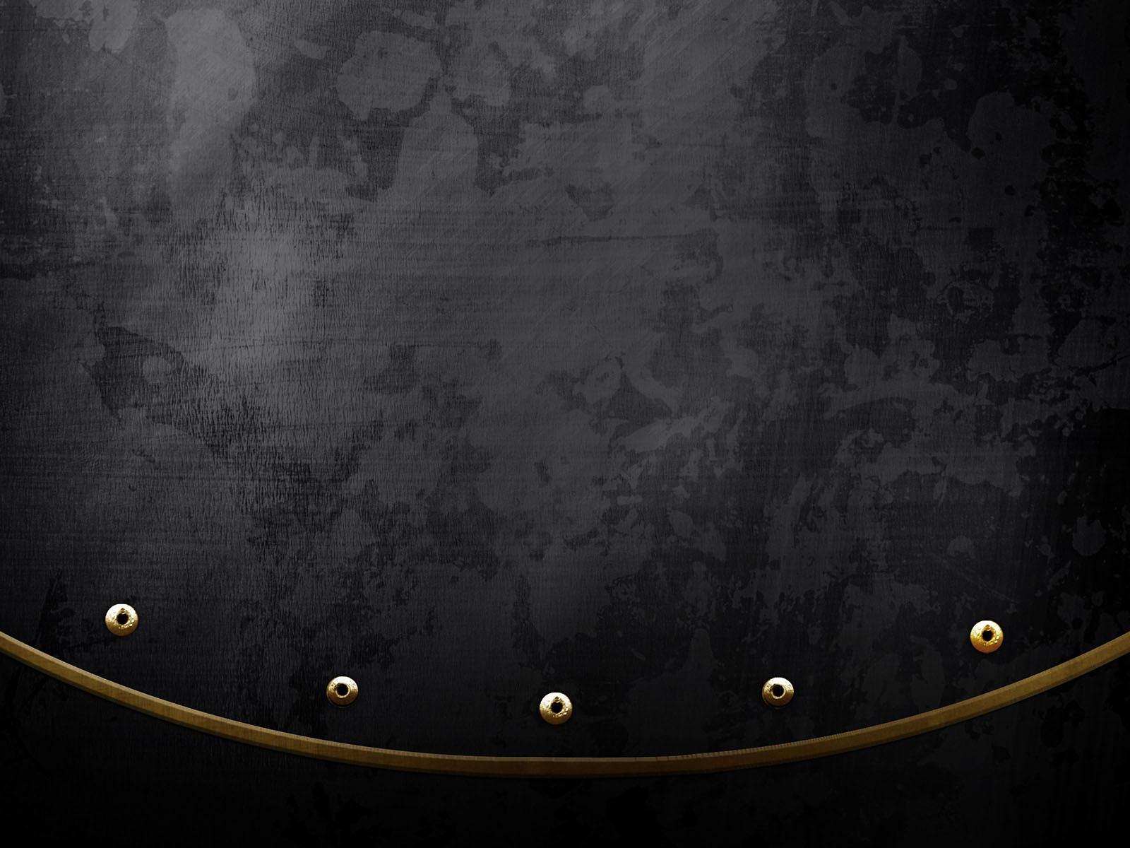 Metal Design PPT Backgrounds