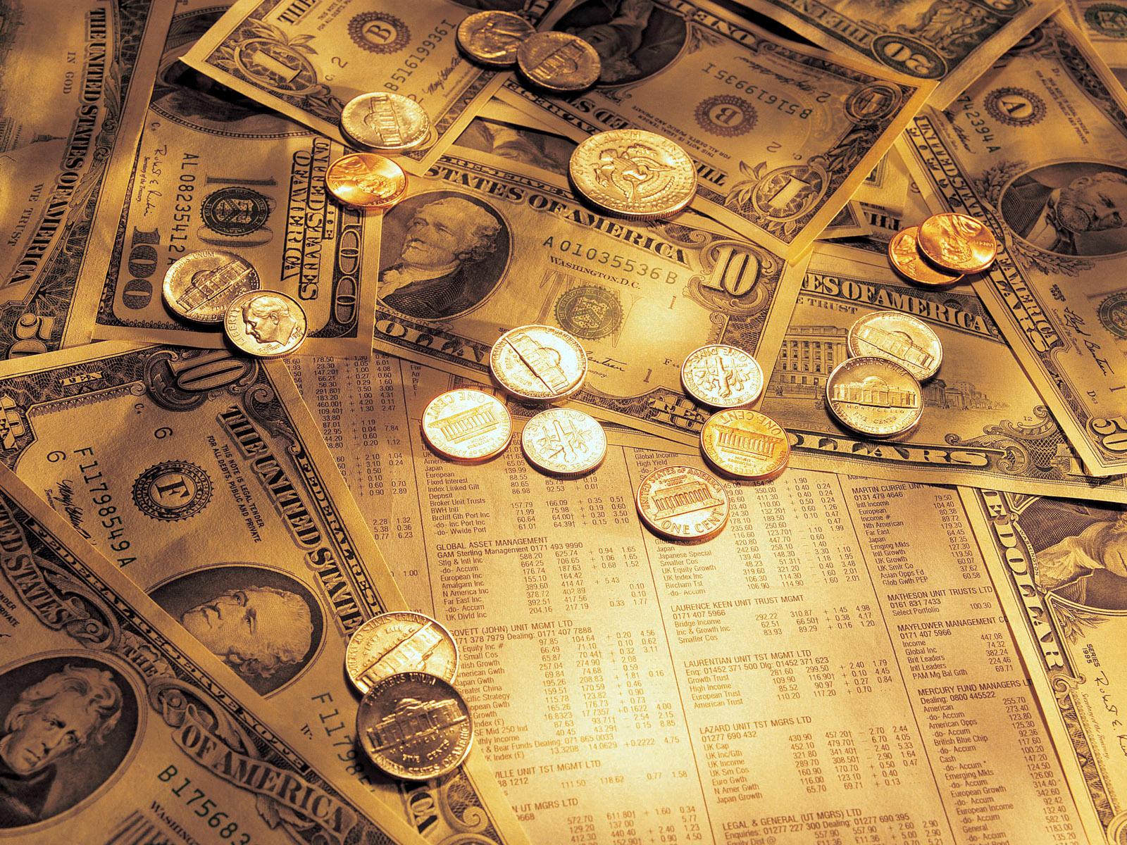 money wallpaper ppt backgrounds