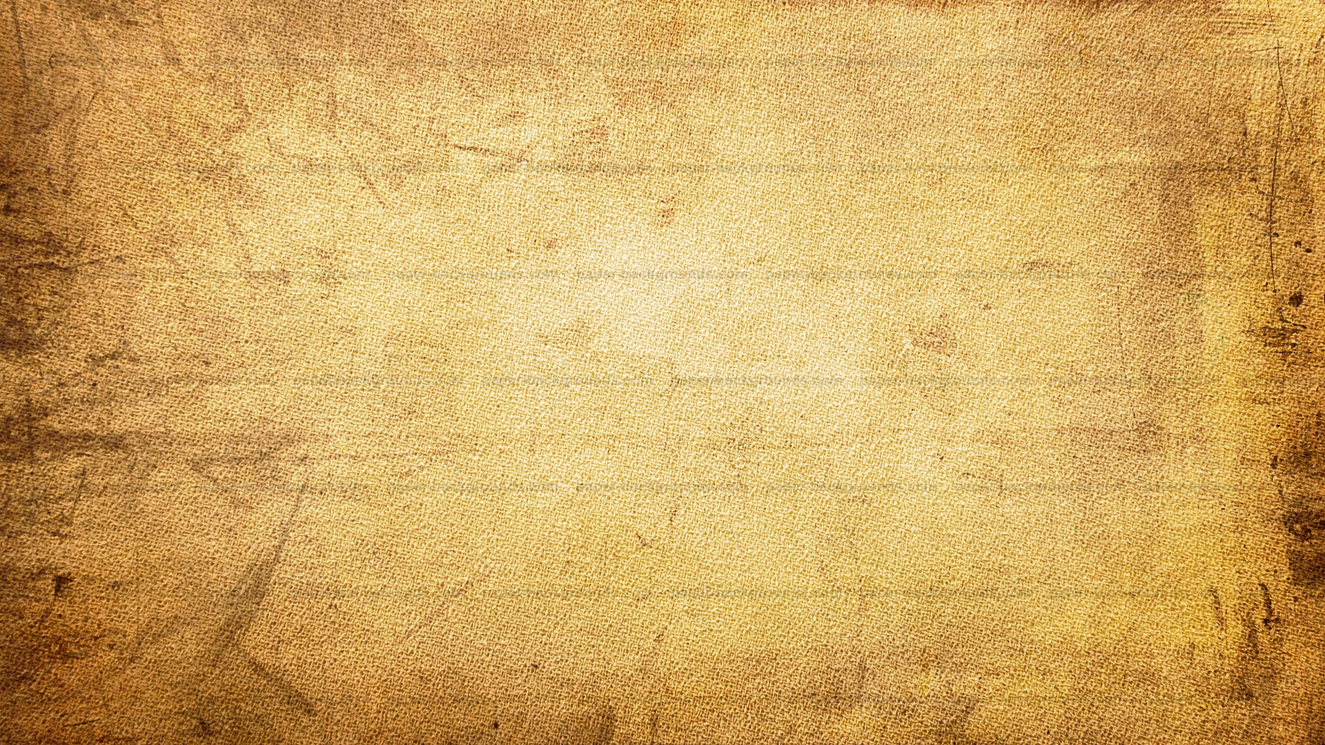 Paper Yellow Vintage Fabric Texture HD Slides PPT Backgrounds